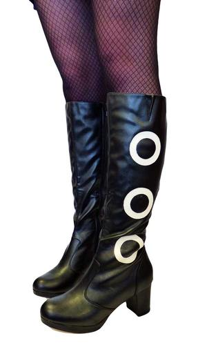 'Avenger' - Sixties Mod Go-Go Kinky Boots (B)
