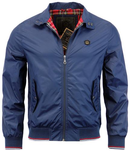 Gilmour MERC Retro Mod Technical Harrington Jacket