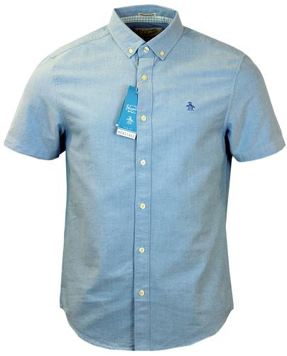 ORIGINAL PENGUIN Retro Button Down Oxford Shirt