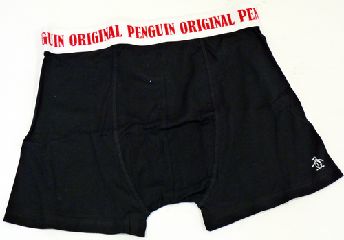 ORIGINAL PENGUIN BOXER SHORTS RETRO PANTS RETRO
