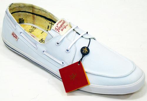 ORIGINAL PENGUIN Boat Shoe | Mens Retro