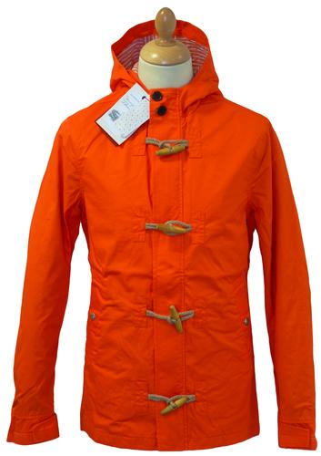 AP Hooded Toggle Coat | ORIGINAL PENGUIN Retro Fisherman Duffle Jacket
