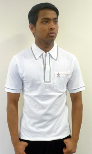 ORIGINAL PENGUIN LIMITED EDITION 1955 EARL POLO