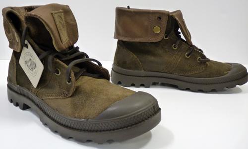 Palladium Boots 'Pallabrouse Baggy