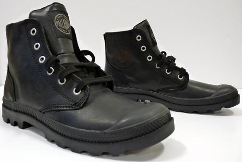 Palladium Boots 'Pampa Hi Leather' in