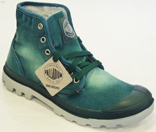 Pallabrouse PALLADIUM Retro Indie Hi Top Boots NV