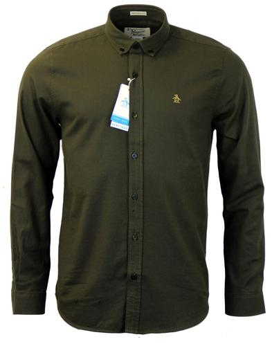 Warmer B/Down Collar ORIGINAL PENGUIN Retro Rosin