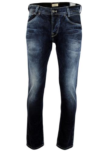 Spike PEPE JEANS Retro Mod Tapered Fit Jeans D53