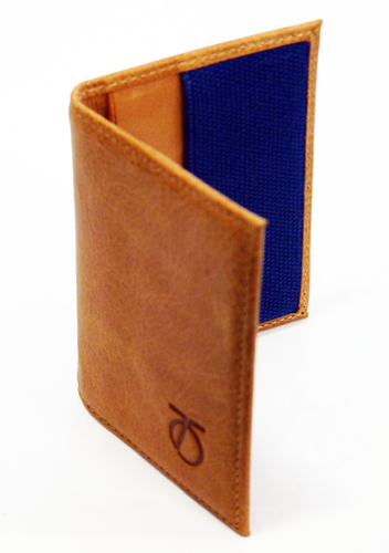 Cator PETER WERTH Retro Mod Leather Cardholder (T)