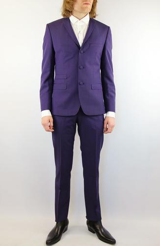 Tailored by Madcap England 60s Mod Mohair Suit (P)