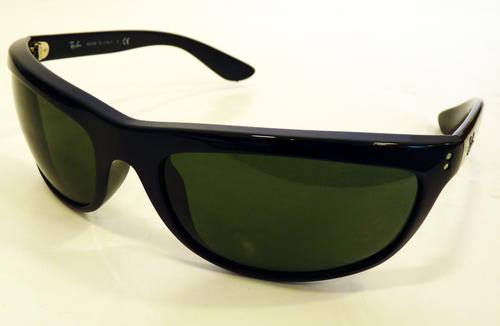 Rb4089 G Ban Wrap 15 SunglassesRay Retro Mod Round Balorama QrdsCtxh