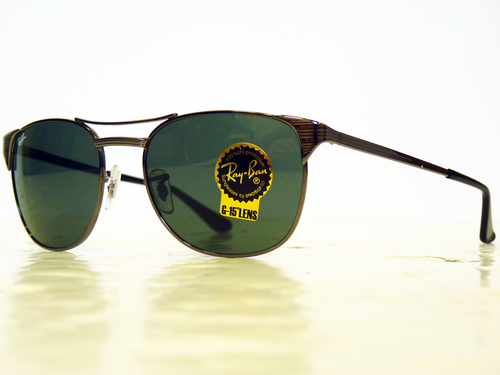 Ray-Ban Retro Sixties Mod Signet Indie Sunglasses