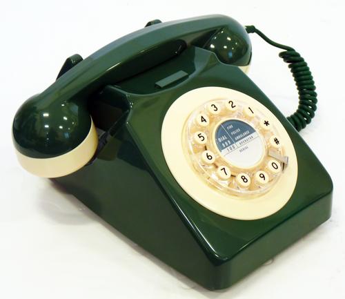 746 series retro telephone retro 60s mod vintage british. Black Bedroom Furniture Sets. Home Design Ideas
