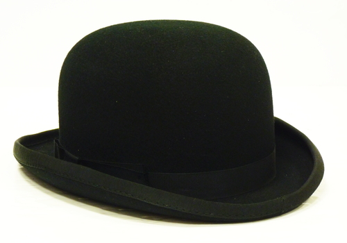 Retro Headwear Introducing The Bowler Hat Atom Retro