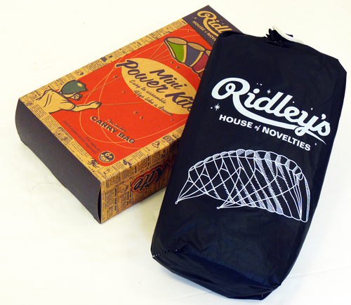 RIDLEYS RETRO TOYS RETRO POWER KITE FIFTIES MOD