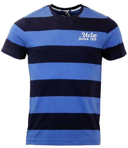 Arthur UCLA Retro Block Stripe T-Shirt