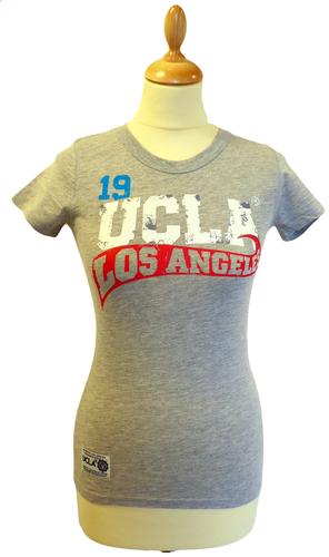 'Herrere' - Womens Retro 50s T-Shirt by UCLA (G)