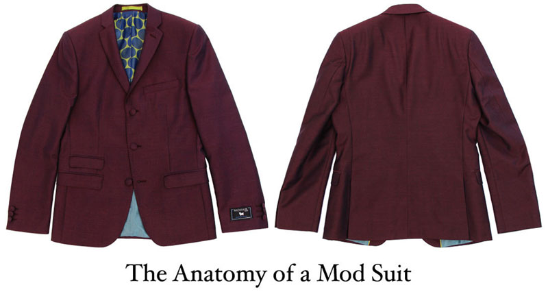 What makes a Mod suit mod?