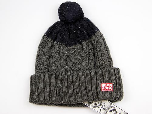 Fitzs ANDY WARHOL by PEPE JEANS Retro Bobble Hat