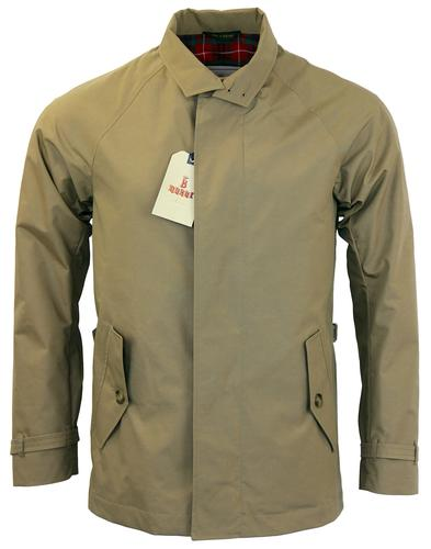 Baracuta Short Trench Coat