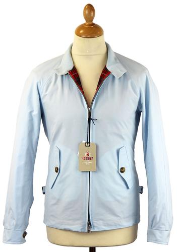 Baracuta G9 Original Light Blue
