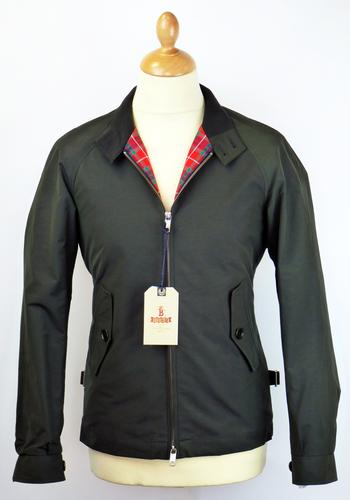 Baracuta G4 Original Faded Black