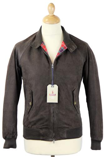Baracuta G9 Oiled Leather