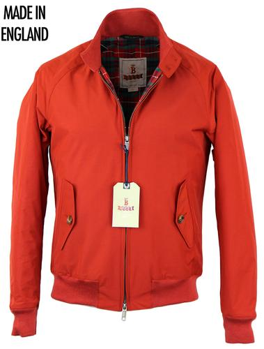 BARACUTA G9 ORIGINAL RETRO MOD HARRINGTON RUST