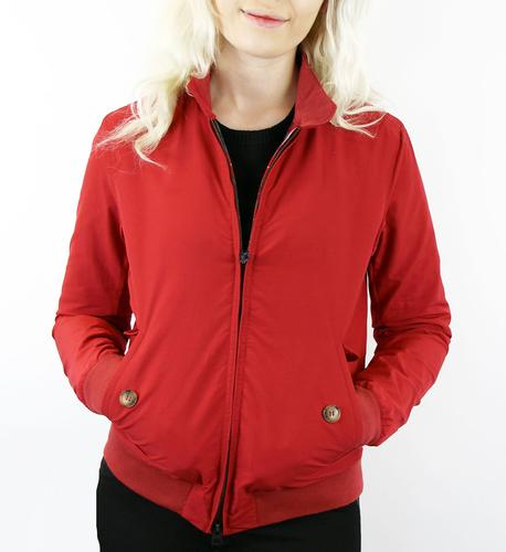 Women's Baracuta Jacket