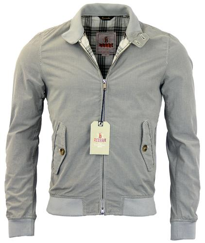 BARACUTA G9 MICRO CHECK MOD DOGTOOTH HARRINGTON