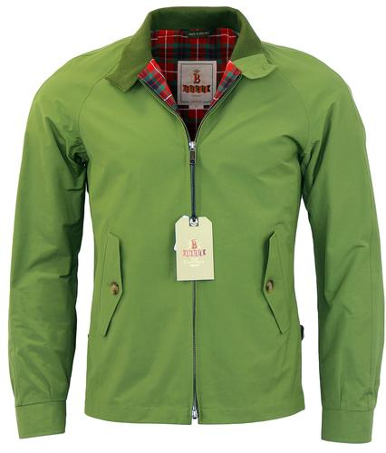 BARACUTA G4 ORIGINAL RETRO MOD HARRINGTON GREEN