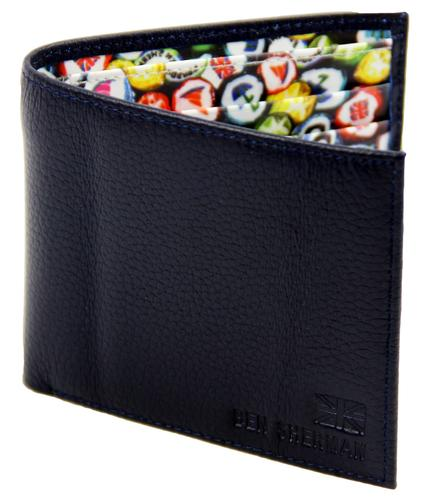BEN SHERMAN RETRO MOD BRIGHTON ROCK WALLET