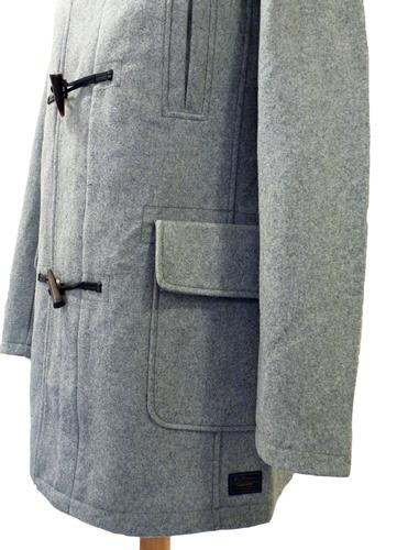 ben sherman duffle coat mens