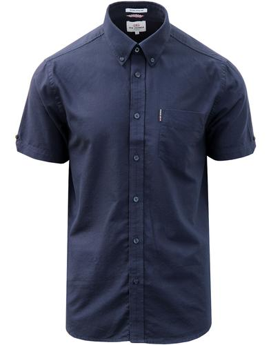 BEN SHERMAN Core Button Down S/S Oxford Shirt DN