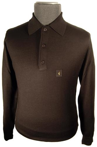 black long sleeve polo gabicci.jpg