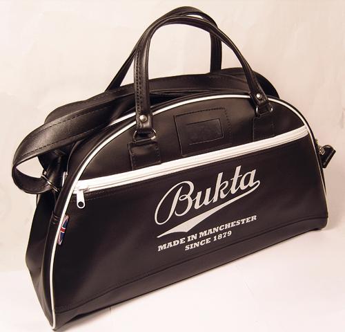 Bowling Bag Retro Mod By Bukta Vintage B