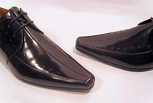 'Ambar' - Mod Chisel Toe Shoes by PAOLO VANDINI