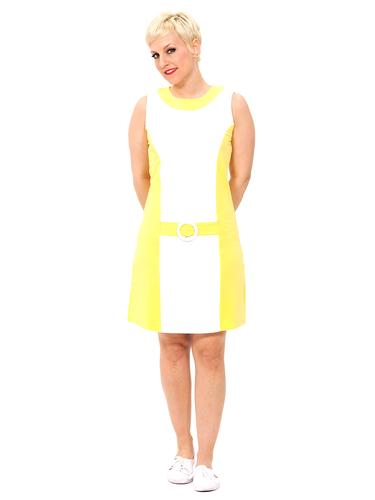 MADEMOISELLE YEYE SIXTIES MOD RETRO DRESS
