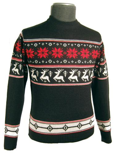 christmas jumpers raindeer black main.jpg