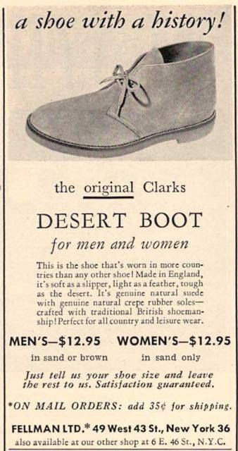 The Ultimate Pair of Desert Boots