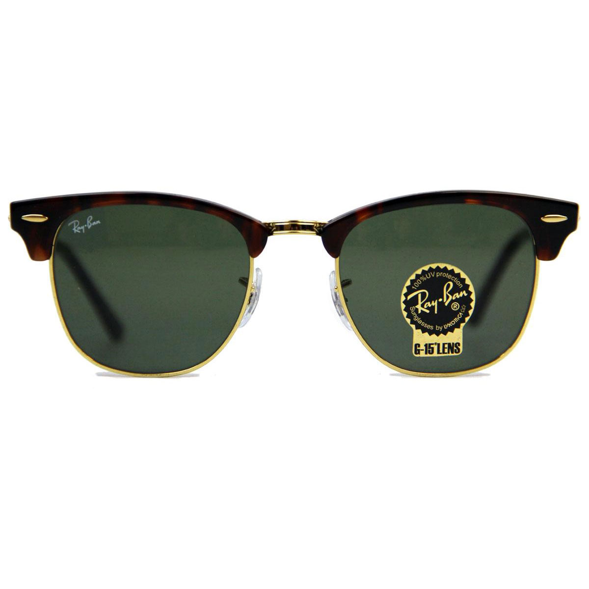 Ray-Ban Icons: Clubmaster Sunglasses