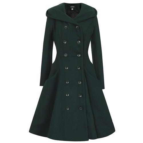 warm womens coat with hood
