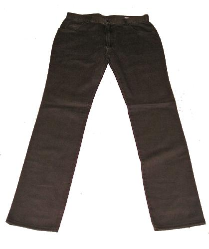 'Punk140' - Retro Slim Fit Drainpipe Jeans