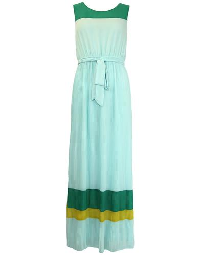 Gracie DARLING Retro 60's Maxi Dress