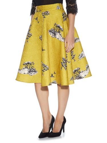DARLING RETRO FLARED 50s SKIRT OPHELIA