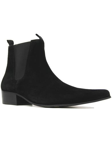 Beatle DELICIOUS JUNCTION Cuban Chelsea Boots BS