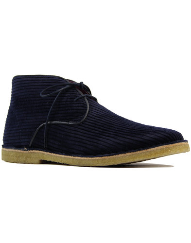 Woodstock DELICIOUS JUNCTION 60s Cord Desert Boots