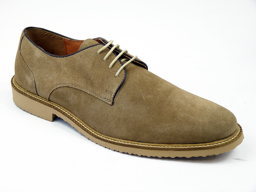 Ginsberg DELICIOUS JUNCTION 60s Mod Derby Shoes S