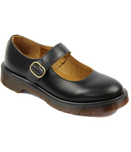 Indica Dr Martens Retro 60s Mod Mary Jane Shoes