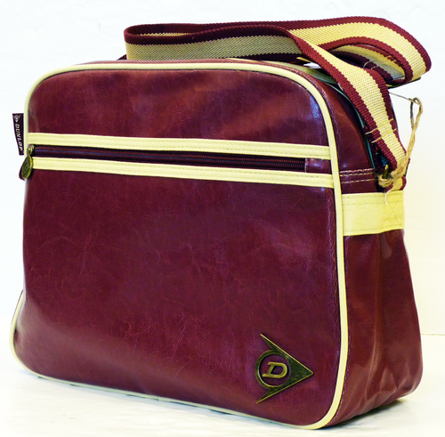 Dunlop Retro Shoulder Bag 54